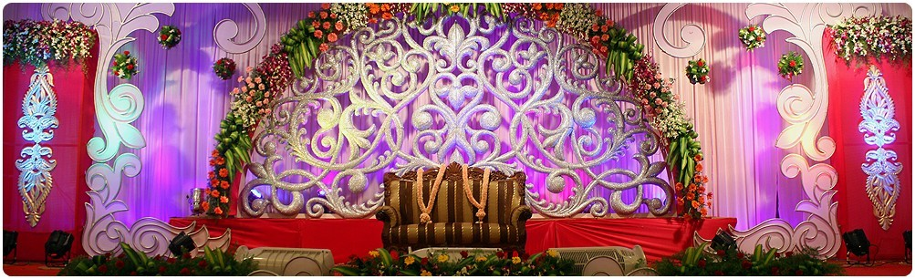 stage decoration in delhi