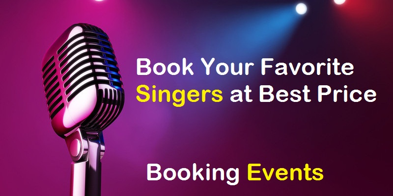 Hire a Singer for a Party