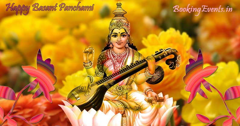 Vasant Panchami dates - Image